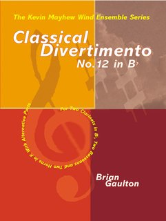 Classical Divertimento Nr. 12 in B