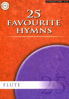 25 Favourite Hymns - Flute