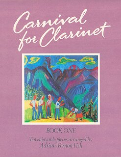 Carnival For Clarinet 1