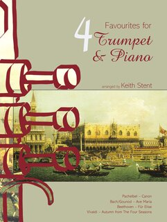 Four Favourites For Trumpet & Piano