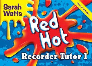Red hot Recorder Tutor
