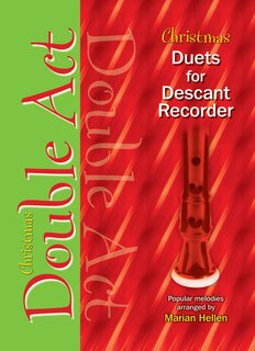 Christmas Duets for descant recorder
