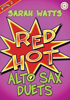 Red Hot Sax Duets 2
