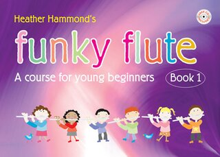 Funky Flute Book 1 Student