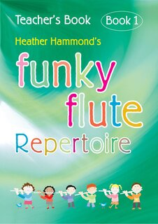 Funky Flute Book 1