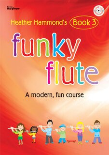 Funky Flute Book 3 Student