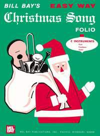 Easy Way Christmas Song Folio C Instruments Edition