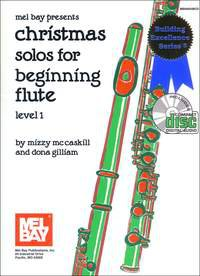 Christmas Solos for Beginning Flute