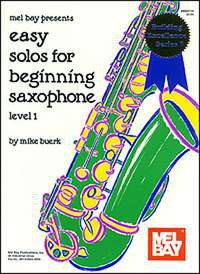 Easy Solos for Beginning Saxophone, Level 1