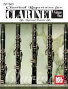 Classical Repertoire for Clarinet Volume One