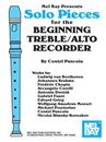 Solo Pieces for the Beginning Treble/Alto Recorder