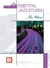 Essential Jazz Etudes...The Blues for Alto Sax