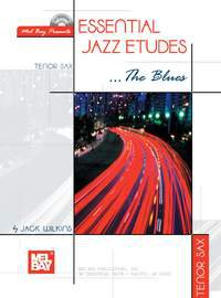 Essential Jazz Etudes...The Blues for Tenor Sax