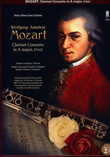 Clarinet Concerto In A Major KV622