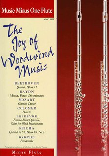 Joy of the woodwind quintets
