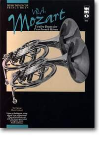 12 duets for two french horn
