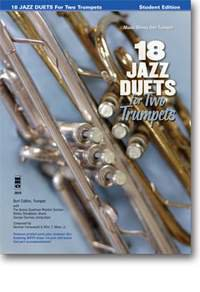 18 Jazz Duets For Two Trumpets