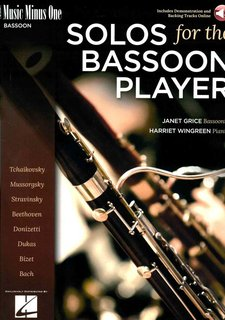 Solos for the bassoon