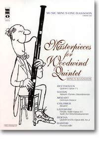 Masterpieces for woodwind quintet