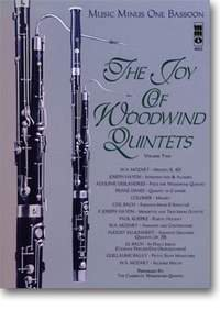 Joy of woodwind quintets