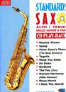 Standards Sax (Alt/Tenor)