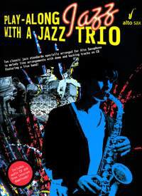Play-Along Jazz With A Jazz Trio