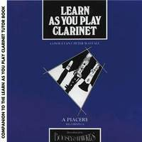 Learn As You Play Clarinet (englische Ausgabe)