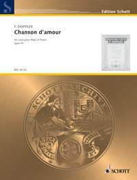 Chanson damour op. 20
