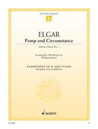Pomp and Circumstance op. 39/1