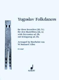 Yugoslav Folkdances