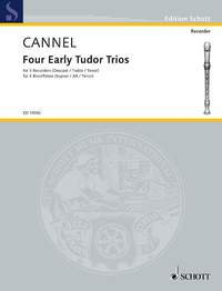 4 Early Tudor Trios