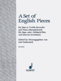 A Set of English Pieces