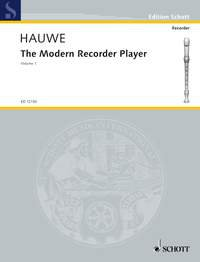 The Modern Recorder Player Vol. 1