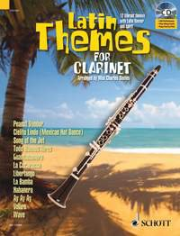 Latin Themes for Clarinet