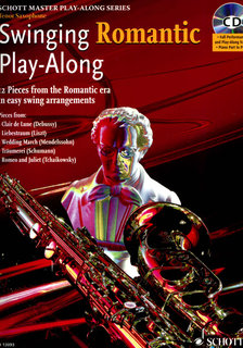 Swinging Romantic Play-Along - Tenorsaxofon