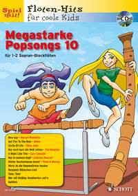 Megastarke Popsongs Band 10