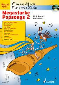 Megastarke Popsongs Band 2