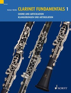 Clarinet Fundamentals Vol. 1