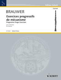 Exercices progressifs de mécanisme