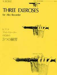 Three Exercises