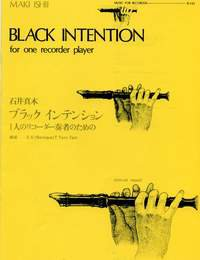 Black Intention