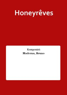 Honeyreves