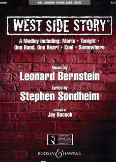 West Side Story - Partitur