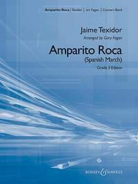 Amparito Roca (Young Band Edition) - Partitur