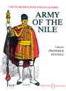 Army of the Nile - Particell und Stimmen