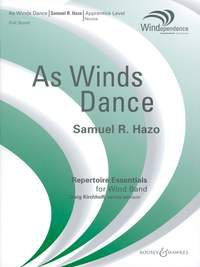 As Winds Dance - Partitur