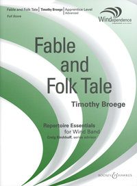Fable and Folk Tale - Partitur