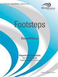 Footsteps - Partitur