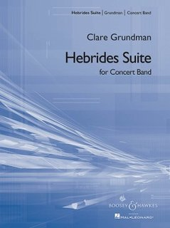 Hebrides Suite - Partitur