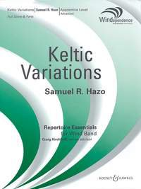 Keltic Variations - Partitur